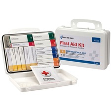 First Aid Only 25 Person 16 Unit First Aid Kit