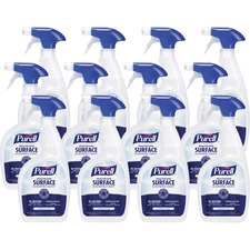 GOJ 334012CT GOJO PURELL Healthcare Surface Disinfectant GOJ334012CT
