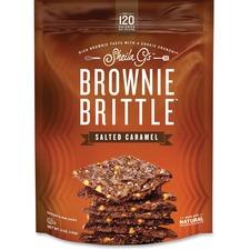 MJK 01238 Marjack Sheila G's Salted Caramel Brownie Brittle MJK01238