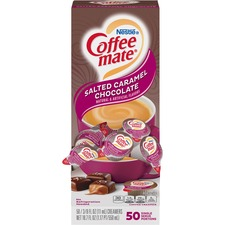 NES 77197 Nestle Coffee-mate Salted Caramel Choc. Creamers NES77197