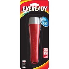 Energizer Flashlight - AA - Red