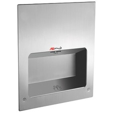 ASI0134 - ASI TURBO-TUFF Recessed Mounted Hand Dryer