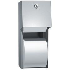 ASI0030 - ASI Dual Roll Toilet Tissue Dispenser