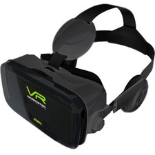 Monster Cable Monster Vision VR Headset with Integrated Headphones