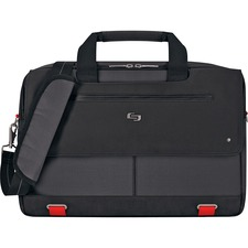 USL PRO3004 US Luggage Mission Briefcase USLPRO3004