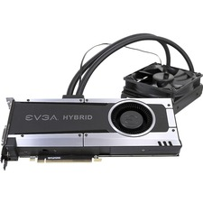 EVGA GeForce GTX 1080 Graphic Card - 1.71 GHz Core - 1.85 GHz Boost Clock - 8 GB GDDR5X - PCI Express 3.0 x16 - Dual Slot Space Required