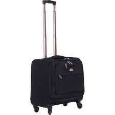 """American Flyer South West Carrying Case (Roller) for 13"""" Notebook, Travel Essential - Black"""