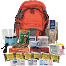 FAO 90001 First Aid Only Emergency Preparedness Backpack  FAO90001
