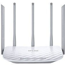 TP-Link Archer C60 IEEE 802.11ac Ethernet Wireless Router - 2.40 GHz ISM Band - 5 GHz UNII Band(5 x External) - 168.75 MB/s Wireless Speed - 4 x Network Port - 1 x Broadband Port - Fast Ethernet - VPN Supported - Desktop