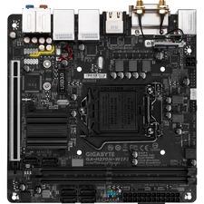 Gigabyte Ultra Durable GA-H270N-WIFI Desktop Motherboard - Intel Chipset - Socket H4 LGA-1151