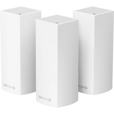 LNK WHW0303 Linksys Velop Whole Home Mesh Wi-Fi System LNKWHW0303