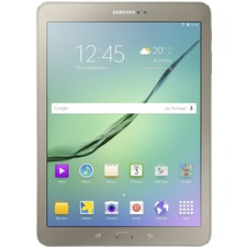 "Samsung Galaxy Tab S2 SM-T818 Tablet - 9.7"" - 3 GB Octa-core (8 Core) 1.90 GHz - 32 GB - Android 5.0 Lollipop - 2048 x 1536 - Verizon - 4G - White"