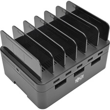 TRP U280005ST Tripp Lite Multiple Port USB Charging Station TRPU280005ST