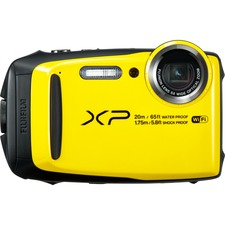 Fujifilm FinePix XP120 16.4 Megapixel Compact Camera - Yellow