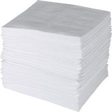 AGTENV100 - Brady Single-ply Sorbent Pads