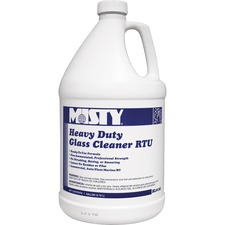 AMR1001499 - MISTY Heavy Duty RTU Glass Cleaner