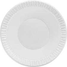 DCC 12BWWQRPK Dart Classic Laminated Dinnerware Bowl DCC12BWWQRPK