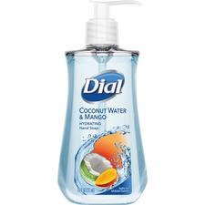 DIA 12158EA Dial Corp. Dial Coconut Water/Mango Hand Soap DIA12158EA