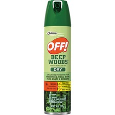 DVO CB717649 Diversey Care Off! Deep Woods Dry Insect Repellent DVOCB717649