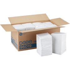 GPC 96019CT Georgia Pacific BevNap 1-ply Beverage Napkins GPC96019CT