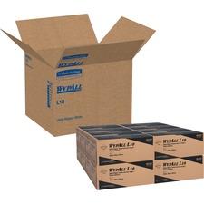 KCC 05322CT Kimberly-Clark WypAll L10 Utility Wipes KCC05322CT