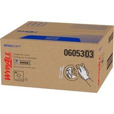 KCC 06053 Kimberly-Clark WypAll X50 Foodservice Towels KCC06053