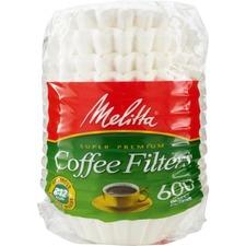 MLA 631132 Melitta Super Premium Basket-style Coffee Filters MLA631132