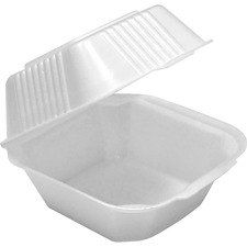 PCT YTH10080 Pactiv Corp. Foam Sandwich Container PCTYTH10080