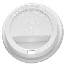 SCC OFTL310007 Solo Cup Hot Cup Traveler Lids SCCOFTL310007