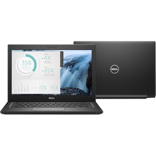 "Dell Latitude 14 7000 14-7480 14"" LCD Notebook - Intel Core i5 (7th Gen) i5-7300U Dual-core (2 Core) 2.60 GHz - 8 GB DDR4 SDRAM - 256 GB SSD - Windows 10 64-bit (English/French/Spanish) - 1920 x 1080"