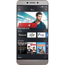 """LeEco Le S3 X522 32 GB Smartphone - 4G - 5.5"""" LCD 1920 x 1080 Full HD Touchscreen - Qualcomm Snapdragon 652 Octa-core (8 Core) 1.80 GHz - 3 GB RAM - 16 Megapixel Rear/8 Megapixel Front - Android 6.0 Marshmallow - SIM-free - Gray"""