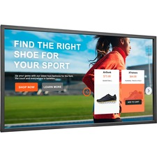 """Planar PS5562T 55"""" Interactive Large Format Display"""
