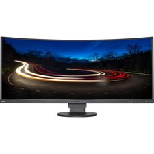 "NEC Display MultiSync EX341R-BK 34"" UW-QHD Curved Screen LED LCD Monitor - 21:9 - Black"