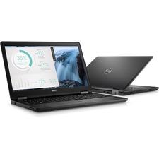 "Dell Latitude 5000 5580 15.6"" LCD Notebook - Intel Core i7 (7th Gen) i7-7820HQ Quad-core (4 Core) 2.90 GHz - 16 GB DDR4 SDRAM - 256 GB SSD - Windows 10 Pro 64-bit (English/French/Spanish) - 1920 x 1080"