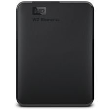 2TB WD Elements™ USB 3.0 high-capacity portable hard drive for Windows