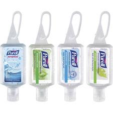 GOJ 390009ECSC GOJO Jelly Wrap Purell 1 oz. Hand Sanitizer Pack GOJ390009ECSC