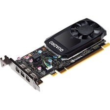 PNY Quadro P400 Graphic Card - 2 GB GDDR5 - PCI Express 3.0 x16 - Low-profile - Single Slot Space Required