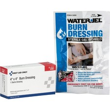 FAO 16004 First Aid Only Water Jel Burn Dressing FAO16004