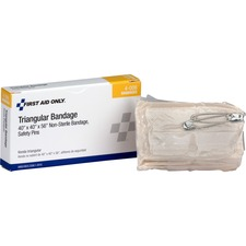 "FAO 4006 First Aid Only 40"" Triangular Bandage FAO4006"