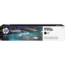HEWM0J85AN - HP 990A Ink Cartridge - Black