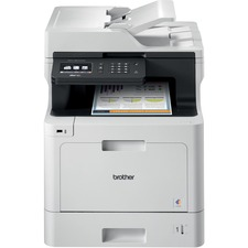 BRTMFCL8610CDW - Brother Business Color Laser All-in-One MFC-L8610CDW - Duplex Printing - Wireless Networking