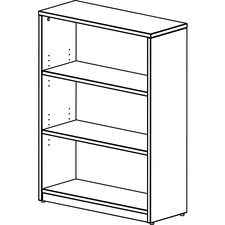 LAS41NNB364814Y - Lacasse Concept 400E Bookshelf