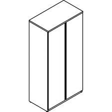 LAS4YN203673BB - Lacasse Concept 400E Storage Cabinet