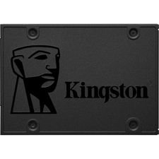 "Kingston A400 120 GB Solid State Drive - 2.5"" Internal - SATA (SATA/600) - 500 MB/s Maximum Read Transfer Rate - 3 Year Warranty - 1 Pack"