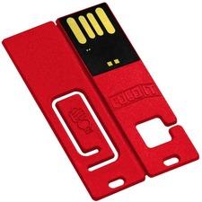 CustomUSB 16GB FoldIT USB 2.0 Flash Drive