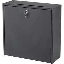 SAF4259BL - Safco Wall-mounted Inter-department Locking Mailbox