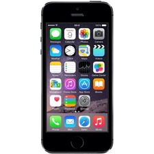 Refurbished Apple iPhone 5S 16GB Space Gray - AT&T