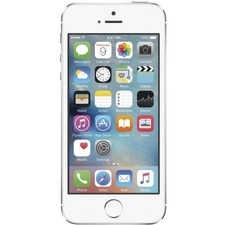 Refurbished Apple iPhone 5S 16GB Silver - AT&T