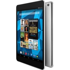 "Ematic EGQ780 Tablet - 7.9"" - 1 GB Quad-core (4 Core) 1.50 GHz - 8 GB - Android 4.4 KitKat - 1024 x 768 - In-plane Switching (IPS) Technology - Gray"