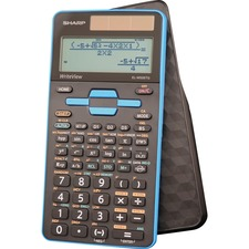 SHR ELW535TGBBL Sharp EL-W535TG Scientific Calculator SHRELW535TGBBL